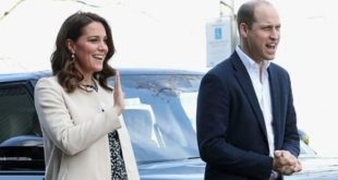 Le Roi Mohammed VI félicite le Prince William et Kate Middleton pour la naissance de leur 3e enfant