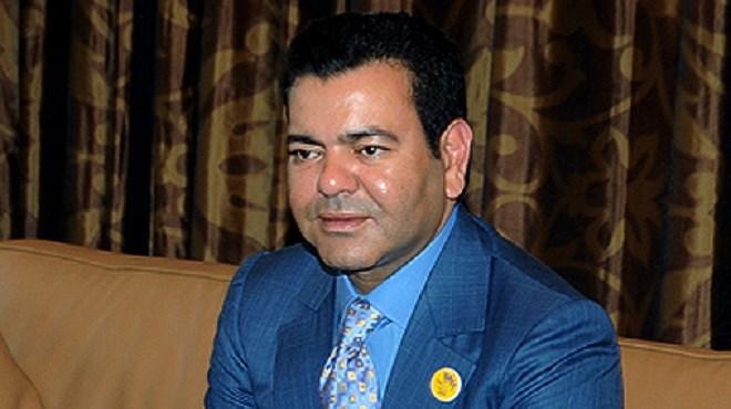 SAR le Prince Moulay Rachid reçoit un émissaire du Président Macky Sall