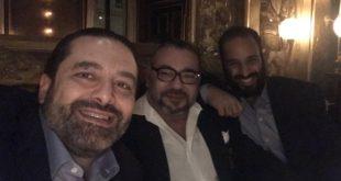 Paris : Mohammed VI, MBS et Hariri le selfie royal