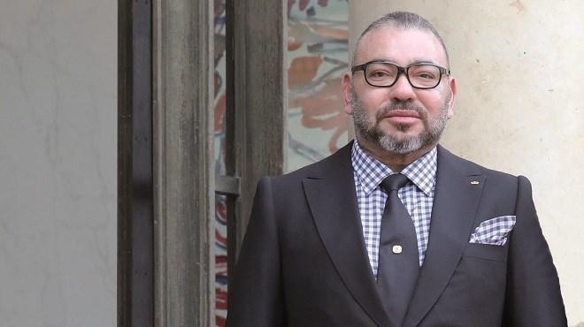 Mohammed VI adresse ses condoléances au président français suite à la fusillade de Strasbourg