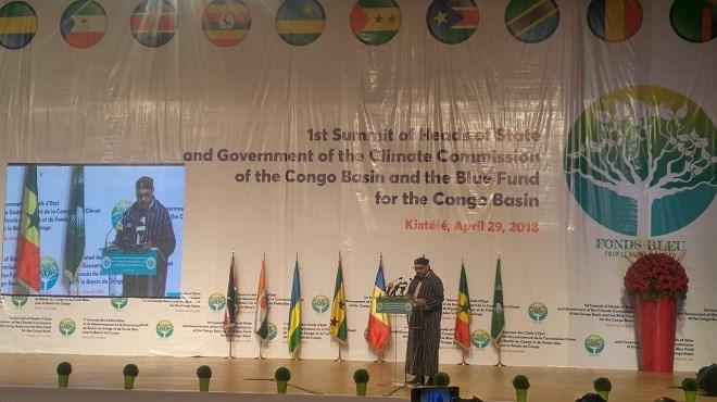 Brazzaville : SM le Roi Mohammed VI prononce un discours devant la CCFBBC