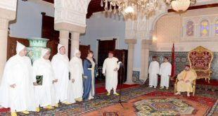 L'évènement : Le Roi féminise le corps diplomatique