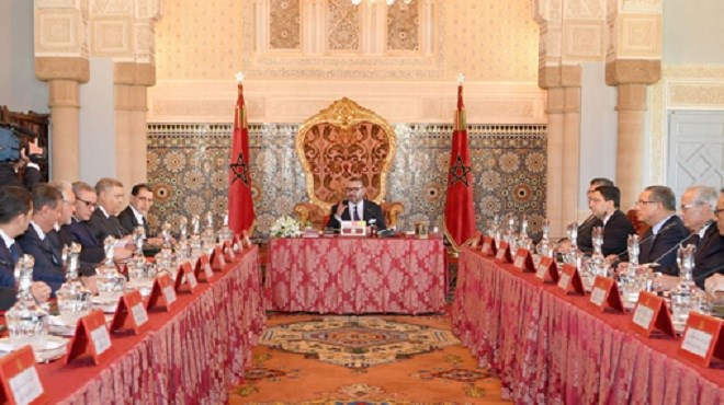 SM le Roi Mohammed VI préside à Rabat un Conseil des ministres