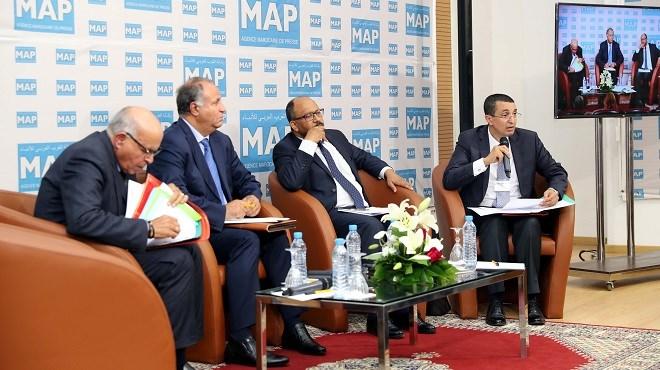 Sahara : La zone tampon au cœur d'une conférence CMES/MAP