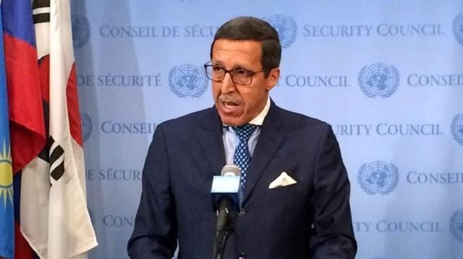 Violations du cessez-le-feu par le Polisario : Omar Hilale évoque un casus belli