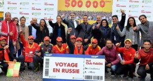 Vivo Energy Maroc : Le programme Club Fidélité cartonne