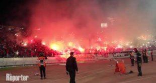 WAC-Hassania d'Agadir : les wydadis célèbrent la victoire de leur club