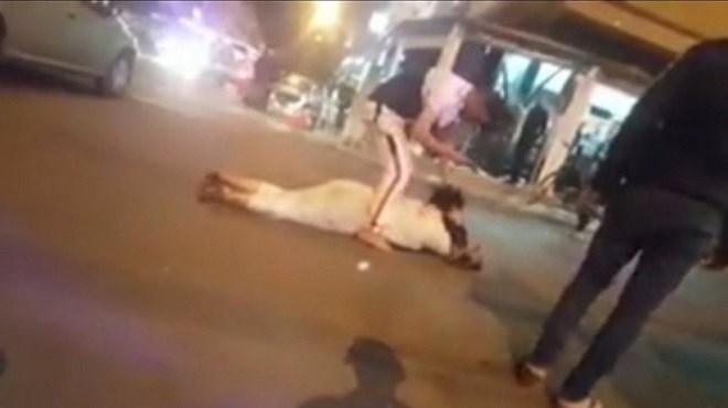 Inezgane : l'homme qui a agressé sa femme en pleine rue a été condamné