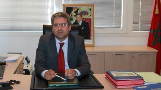Al Mahdi Arrifi, DG de l'Agence pour le Développement Agricole (ADA)