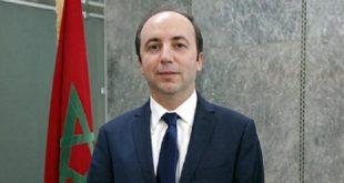 Anass Doukkali participe à la 71ème Assemblée mondiale de la santé à Genève
