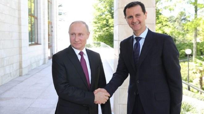 Syrie : vers un retrait des troupes étrangères