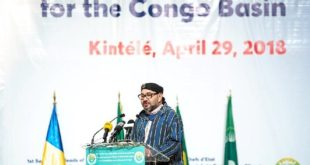 Ecologie : Hommage africain au leadership du Roi