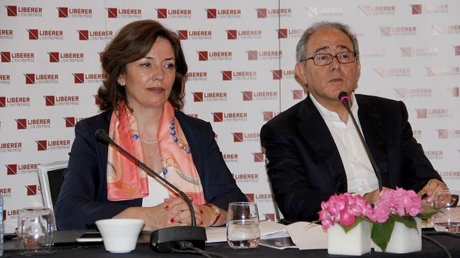 Hakim Marrakchi-Assia Benhida : «Libérer l'entreprise»