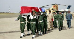 New York : Sept soldats marocains parmi les Casques bleus seront honorés, à titre posthume, au siège de l'ONU