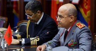 Coopération militaire Maroc-USA : Le général Louarak reçoit le commandant des Marines US