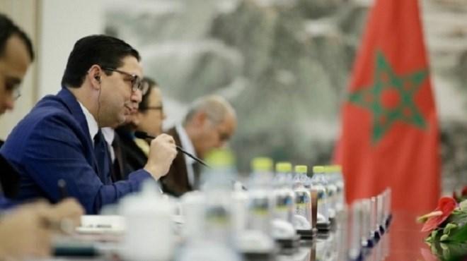 Crise libyenne : Le Maroc pour une solution politique