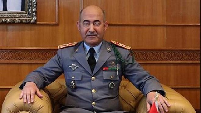 Défense : Le Général Louarak reçoit le Haut conseiller à la Défense britannique