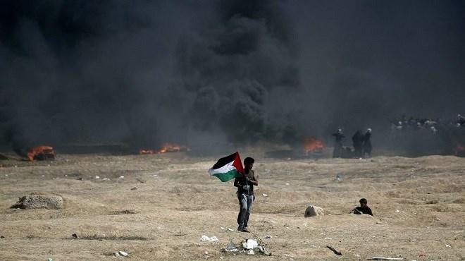 Les dizaines de tués à Gaza suscitent l'indignation