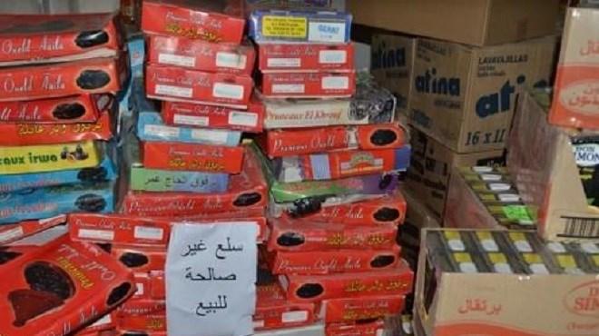 Douane : Campagne contre les produits périmés