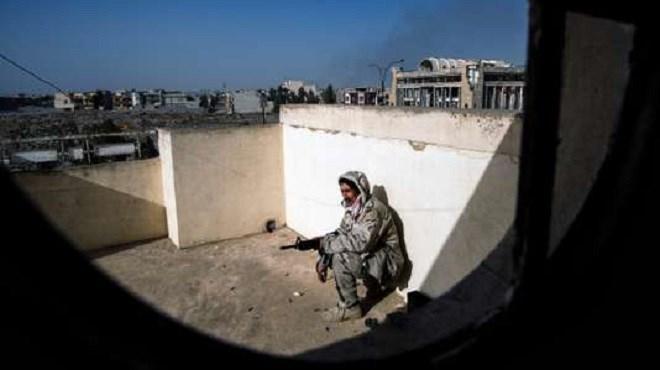 Financement EI : L'exemple irakien