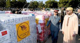 Défense de la cause palestinienne : Soutien concret de SM Mohammed VI
