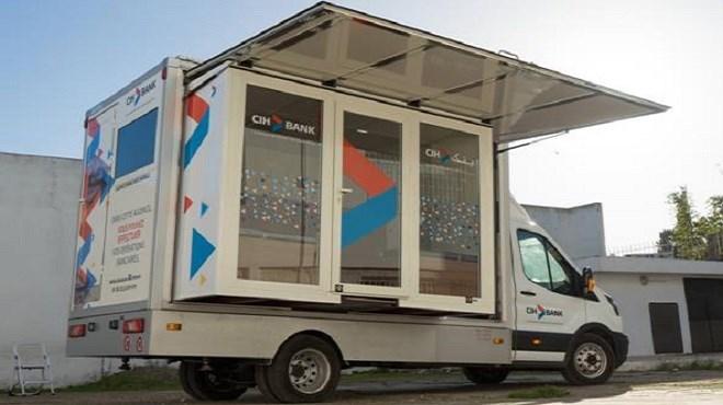 Ford-CIH Bank : Transit pour le service bancaire mobile au Maroc
