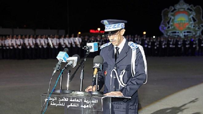 La DGSN fête à Kénitra son 62ème anniversaire