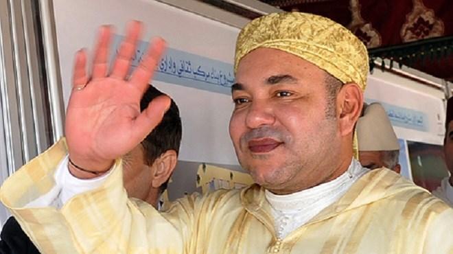 Le Roi Mohammed VI lance les travaux de construction de «L'école de deuxième chance» à Ben M'Sik