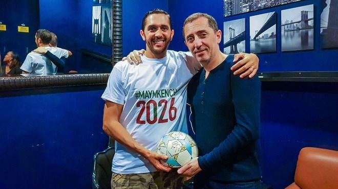 Maymkench2026 : RedOne & Gad Elmaleh donnent leur souffle au Maroc (Vidéos)