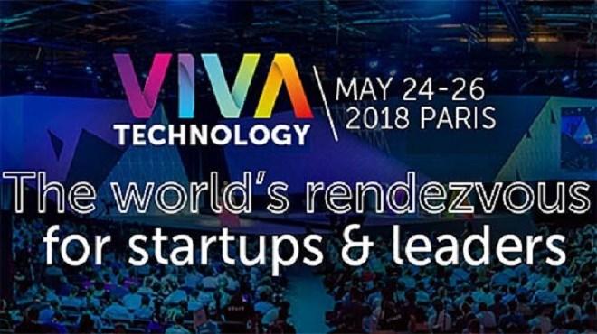 Le Salon Viva Tech, une grand-messe de l'innovation digitale dans le monde, a ouvert ses portes, jeudi, à Paris avec la participation de milliers de startups de nombreux pays dont 16 en provenance du…