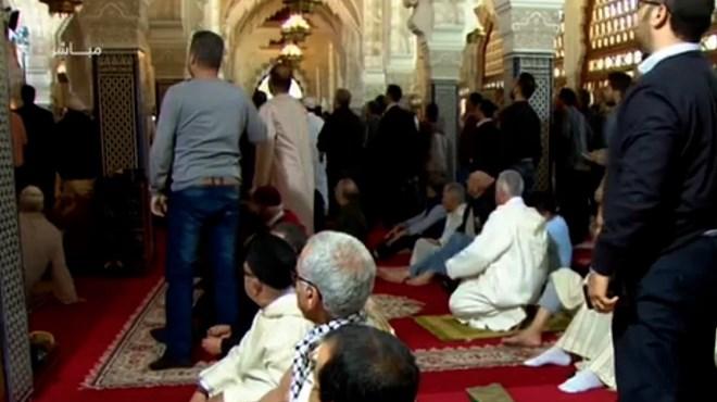 Rabat : attaque au sabre à la Mosquée Hassan