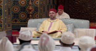 Le Roi Mohammed VI préside à Casablanca la troisième causerie religieuse du Ramadan