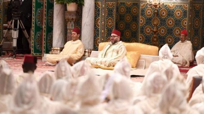 Le Roi Mohammed VI préside lundi la deuxième causerie religieuse du Ramadan