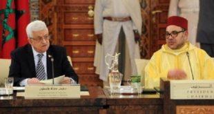 Statut d'Al Qods Al Sharif : SM le Roi écrit à Mahmoud Abbas