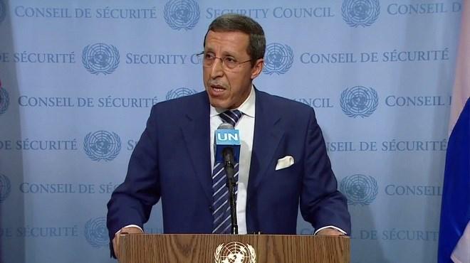 ONU : Omar Hilale en visite en République centrafricaine en sa qualité de président de la Commission de consolidation de la paix