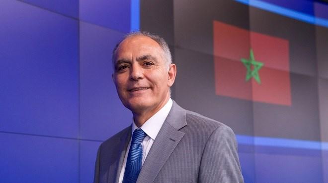 Salaheddine Mezouar élu président de la CGEM