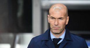 Zinédine Zidane quitte le Real Madrid !