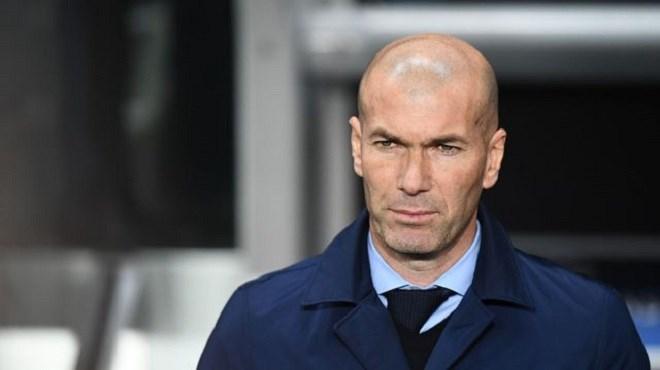 Officiel : Zinedine Zidane de nouveau entraîneur du Real Madrid