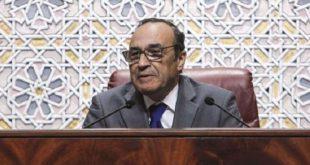 Habib El Malki représente le Roi Mohammed VI à Freetown