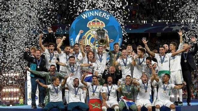 Ligue des champions : Zidane et son Real Madrid dans l'histoire !