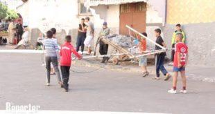 Proximité : A quand un terrain pour les enfants de Aïn Chock ?