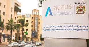 ACAPS : Formation en assurance pour des contrôleurs d'assurances africains
