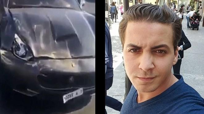 Affaire Hamza Derham : Le jeune à la Ferrari remis en liberté