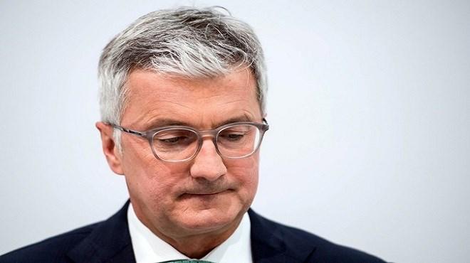 Moteurs diesel truqués : le PDG d'Audi arrêté