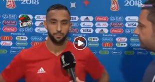 Mehdi Benatia, fier de son équipe, lance un coup de gueule (vidéo)