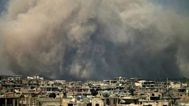 Syrie : La lente reprise en main