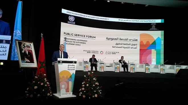 Forum de Marrakech sur le service public : des choix s'imposent