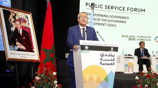 Forum des Nations Unies sur le service public : des ambitions et des moyens