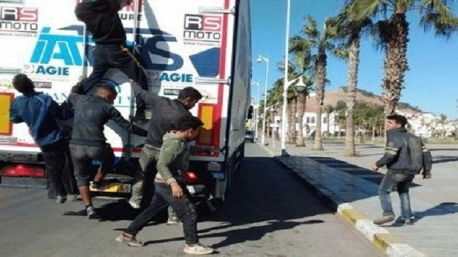 Immigration clandestine : 600 mineurs marocains attendent à Nador