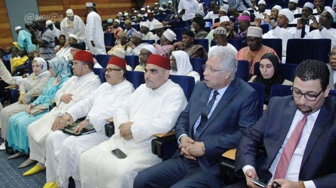 Colloque : Doctrine achaarite et coexistence pacifique à Abidjan